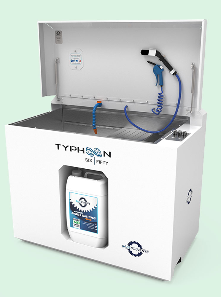 Safe Solvents Typhoon 650 - Pure Clean